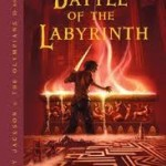 The Battle of the Labyrinth (Percy Jackson & the Olympians #4) by Rick Riordan
