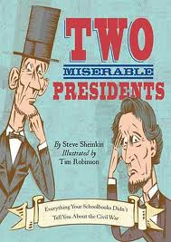 Image result for two miserable presidents